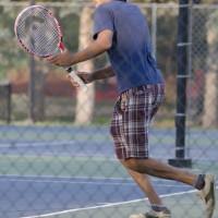 福岡市南区,テニス肘のテスト