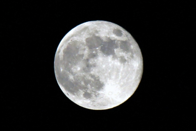 あなたのイライラは満月に影響されているかも