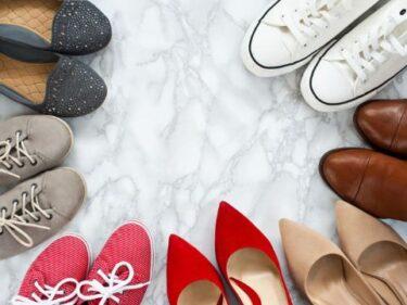 姿勢改善のための靴選び