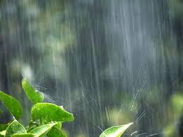 雨空のつづく福岡
