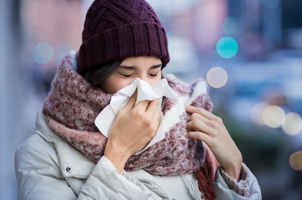 毎日の寒暖差に注意しましょう