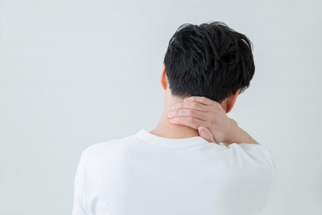 福岡市南区首の痛み治療