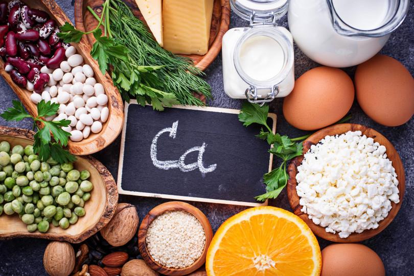 歩く、走る、食べる為に欠かせない栄養素「カルシウム」
