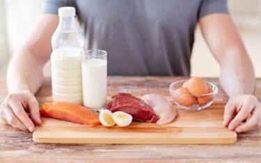 高タンパクな食事が、痛みに強い身体をつくる