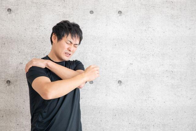 福岡市肩の痛み