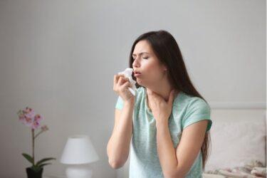 カビによる咳や痒みなどのアレルギー症状に注意